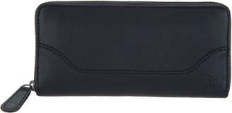 Frye Leather Melissa Zip Wallet