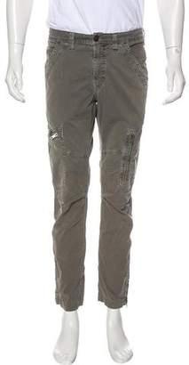 J Brand V LG Sage Zip-Accented Pants