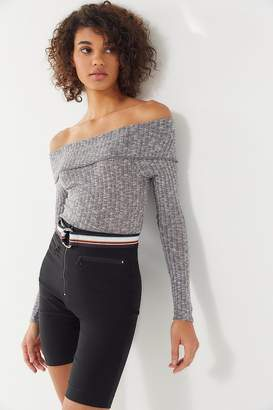 Out From Under Sandy Off-The-Shoulder Long Sleeve Top