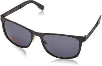 BOSS ORANGE Sunglasses 0244 VT7 BN Black Ruthenium Dark