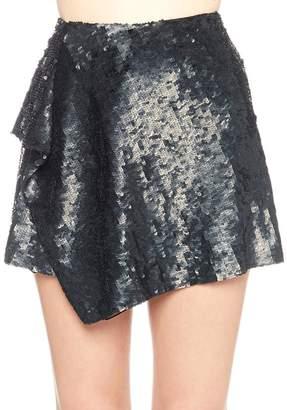 Alberta Ferretti 'rainbow Week' Skirt