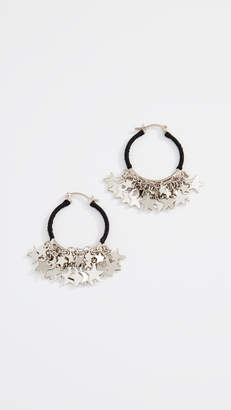 Venessa Arizaga Starlight Earrings