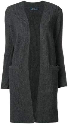 Polo Ralph Lauren ribbed knit cardigan
