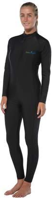EcoStinger Women Full Body Stinger Swimsuit Dive Skin UV Protection Swimwear UPF50+ (XS)