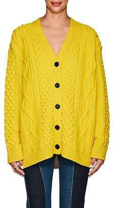 Marc Jacobs Women's Cable-Knit Chunky Cardigan