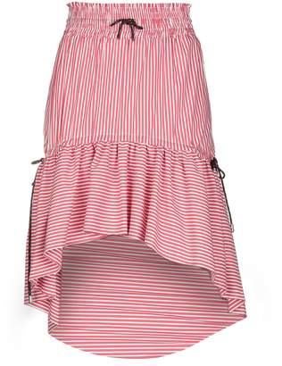 Christian Pellizzari Knee length skirts - Item 35398419DU