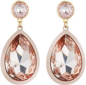 Fragments for Neiman Marcus Teardrop Crystal Earrings