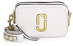 Marc Jacobs Women's The Softshot 21 Leather Crossbody Bag