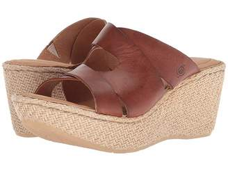 Børn Padron Women's Wedge Shoes