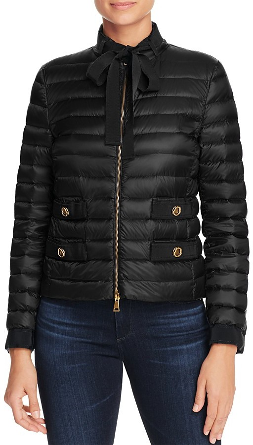 Moncler Moncler Pavottine Quilted Down Jacket
