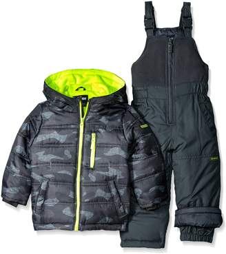 Osh Kosh OshKosh Little Boys' Snowsuit With Puffer Coat