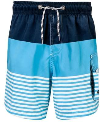 Snapper Rock Stripe Board Shorts