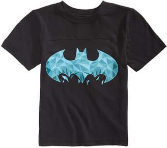 Dc Comics Little Boys Batman Graphic Cotton T-Shirt