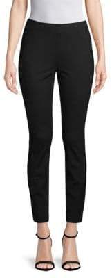 Saks Fifth Avenue Seamed Ponte Pants