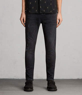 AllSaints Raveline Cigarette Skinny Jeans