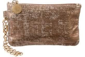 Stella McCartney Woven Coin Pouch