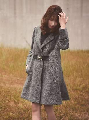 Rirandture (リランドチュール) - リランドチュール 裾フレアAラインコート