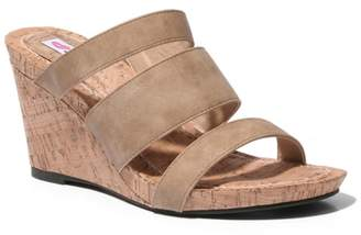 Two Lips Marus Wedge Sandal