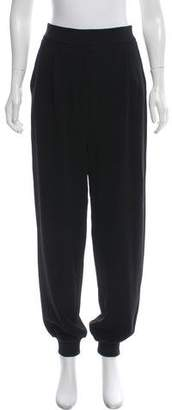 Tibi Pleated High-Rise Joggers w/ Tags