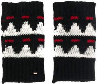 Saint Laurent fingerless gloves