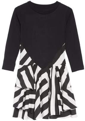 Nununu Striped Dress