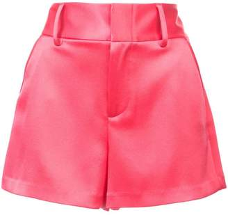Alice + Olivia Alice+Olivia high rise shorts