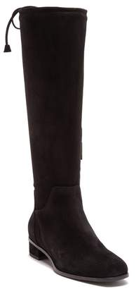 Aquatalia Lisabetta Suede Over-The-Knee Boot