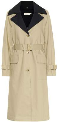 Tory Burch Ashby cotton trench coat