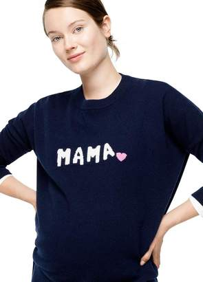 J.Crew Hatch CollectionHatch The Mama Cashmere Tunic Sweater