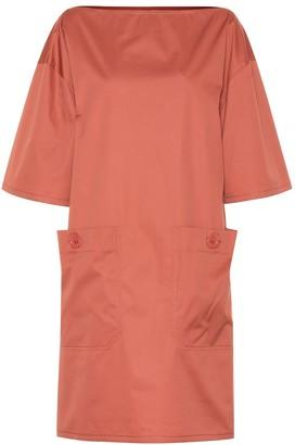 Bottega Veneta Cotton-blend dress
