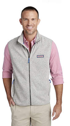 Vineyard Vines Sweater Fleece Shep Shirt Vest