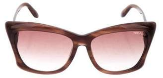 Tom Ford Lana Cat-Eye Sunglasses w/ Tags