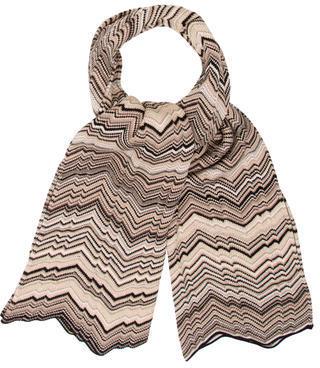 MissoniMissoni Wool Knit Scarf