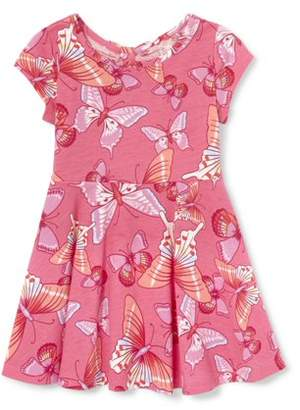 c69c5bb018b0 Children's Place The Knit Knot-Back Butterfly Dress (Baby Girls & Toddler  ...