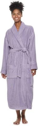 Sonoma Goods For Life Women's SONOMA Goods for Life Turkish Cotton Robe