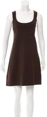 Diane von Furstenberg Cutout Mini Dress