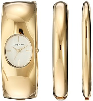 Anne Klein (アン クライン) - Anne Klein Women 's Quartz Metal and Alloy Dress Watch , Color : gold-toned (モデル: AK / 2636gbst )