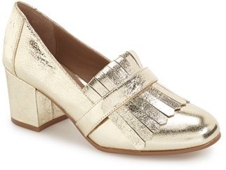 Steve Madden 'Kate' Loafer Pumps $99.95 thestylecure.com