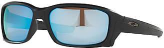 Oakley OO9331 Straightlink Prizm Daily Polarised Rectangular Sunglasses