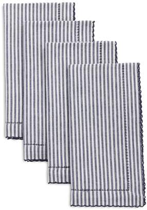 Sur La Table Striped Napkins, Set of 4