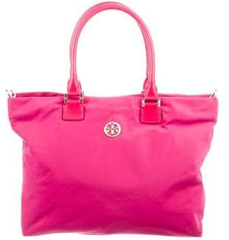 Tory Burch Nylon Dena Convertible Tote