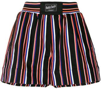 Marcelo Burlon County of Milan striped shorts