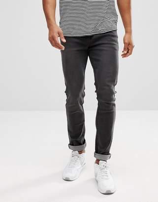 Dead Vintage Skinny Jeans in Gray