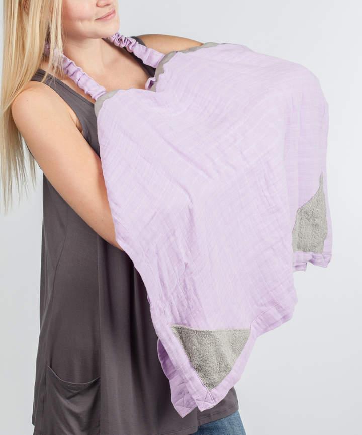 Lilac Nursing Cover