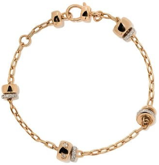 Pomellato 18kt rose gold Iconica diamond bracelet