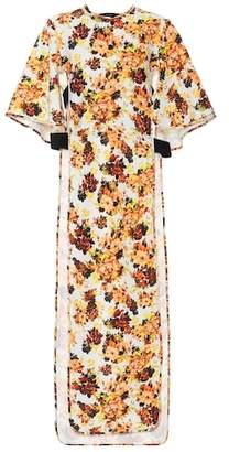 Ellery Magnificent 8 floral-printed dress