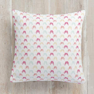 Birds of a Feather Square Pillow