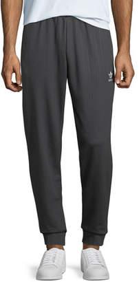 adidas Men's Pinstriped Track Pants