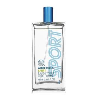 The Body Shop White Musk Sport Eau de Toilette