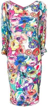 Chiara Boni Le Petite Robe Di floral print dress